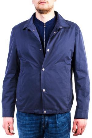 Куртка Brunello Cucinelli. Цвет: синий