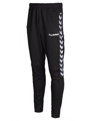 Спортивные брюки STAY AUTHENTIC FOOTBALL PANT HUMMEL. Цвет: черный