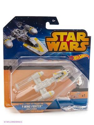 Hot Wheels Star Wars Ассортимент Звездных кораблей SW. Цвет: серебристый, желтый