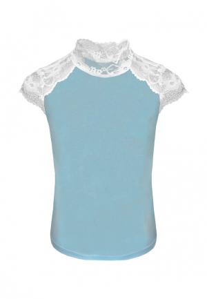 Блуза AnyKids. Цвет: голубой
