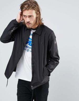 Element Черная спортивная куртка Murray. Цвет: черный