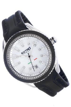 Наручные часы Extro. Цвет: черный
