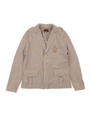 Пиджак THE RAJ OF ENGLAND. Цвет: голубиный серый