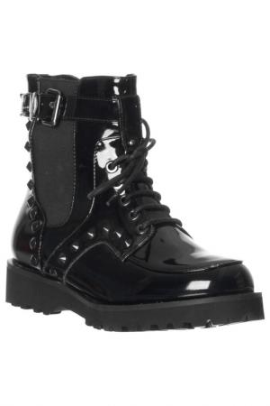 ANKLE BOOTS Laura Biagiotti. Цвет: black