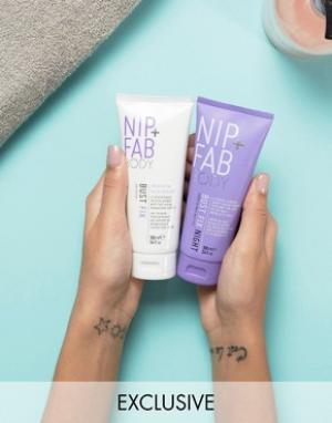 Nip+Fab Набор кремов для груди Bust Fix Day To Night Regime эксклюзивн. Цвет: бесцветный