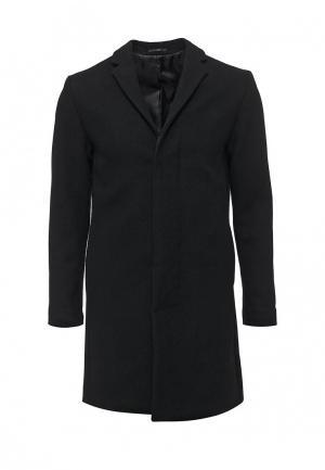 Пальто Selected Homme. Цвет: черный