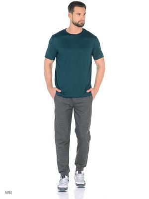 Спортивные брюки Modis. Цвет: серо-коричневый, серый