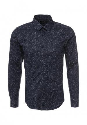 Рубашка Tony Moro. Цвет: синий
