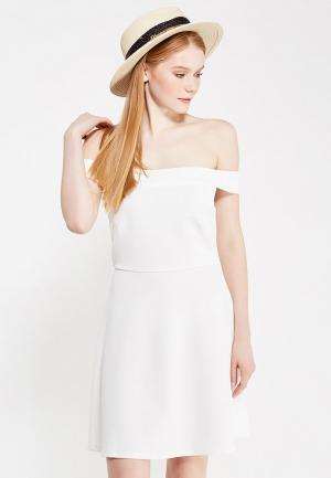 Платье Jennyfer. Цвет: белый