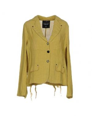 Пиджак TRICOT CHIC. Цвет: кислотно-зеленый