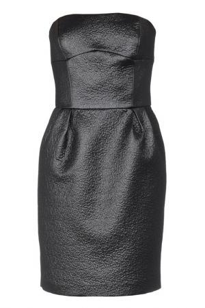 Платье Axara paris. Цвет: черный