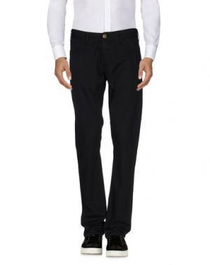Повседневные брюки ALESSANDRO DELL'ACQUA. Цвет: черный
