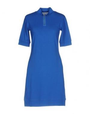 Короткое платье LIBERTINE-LIBERTINE. Цвет: синий