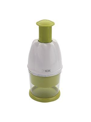 Устройство для измельчения DEKOK. Цвет: белый, салатовый