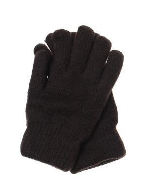 Перчатки Olere. Цвет: коричневый