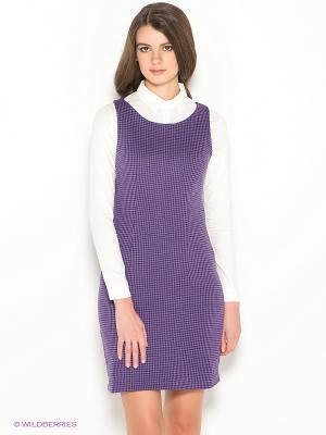 Платье Ada Gatti. Цвет: фиолетовый