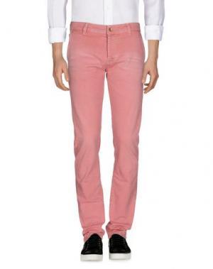 Джинсовые брюки PT05. Цвет: пастельно-розовый