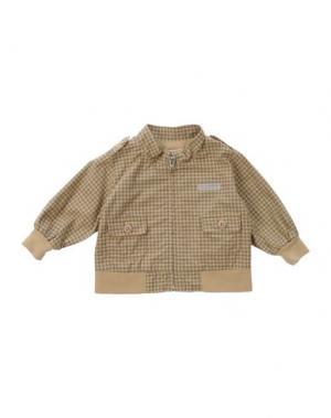 Куртка LES PARROTINES. Цвет: песочный