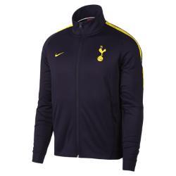Мужская футбольная куртка Tottenham Hotspur FC Franchise Nike. Цвет: пурпурный