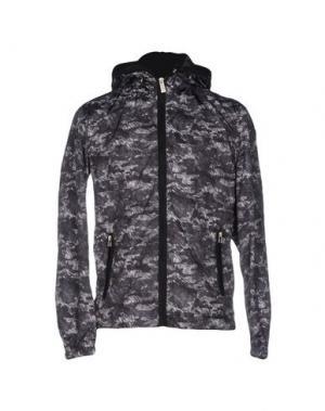 Куртка SSEINSE. Цвет: серый