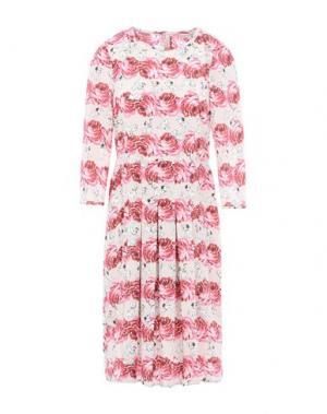 Платье до колена CATH KIDSTON x DISNEY. Цвет: розовый