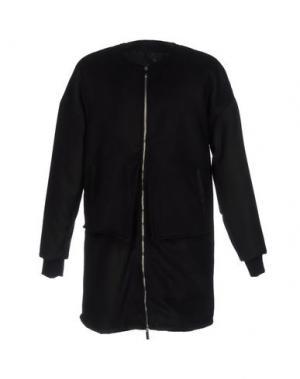Пальто NUMERO 00. Цвет: черный