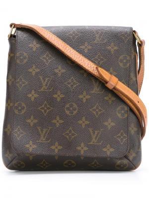 Сумка на плечо Musette Louis Vuitton Vintage. Цвет: коричневый
