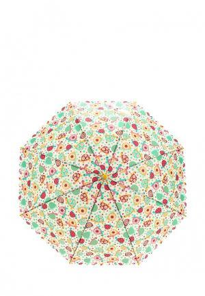 Зонт складной Modis. Цвет: разноцветный