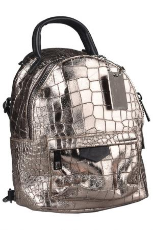 Backpack FLORENCE BAGS. Цвет: bronze