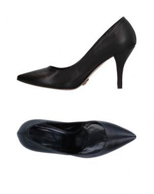 Туфли GIONATA. Цвет: черный