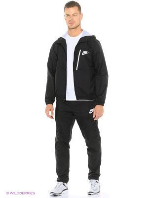 Спортивный костюм M NSW TRK SUIT WVN WINGER Nike. Цвет: серый