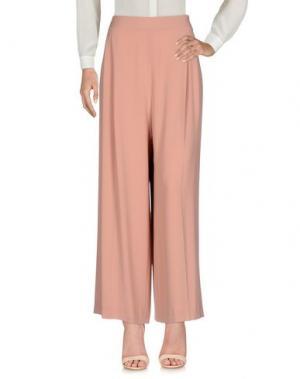 Повседневные брюки GERARD DAREL. Цвет: пастельно-розовый