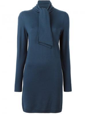 Платье Chamade Vanessa Seward. Цвет: синий