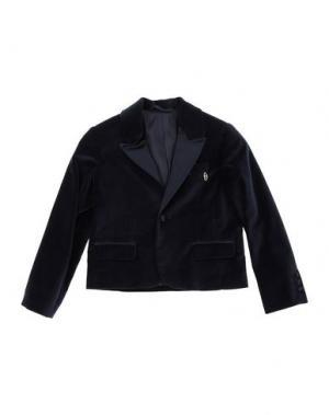 Пиджак GRANT GARÇON BABY. Цвет: темно-синий