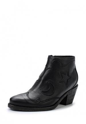 Ботинки McQ Alexander McQueen. Цвет: черный
