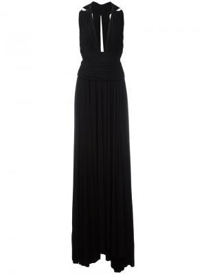 Loha gown Maria Lucia Hohan. Цвет: чёрный
