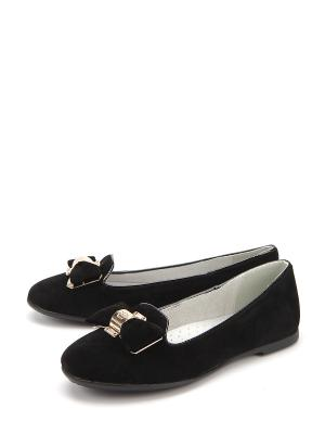Туфли KEDDO. Цвет: черный