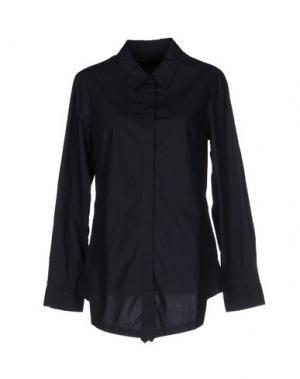 Pубашка LE JEAN DE MARITHÉ + FRANÇOIS GIRBAUD. Цвет: темно-синий