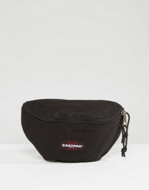Eastpak Черная сумка-пояс Springer. Цвет: черный