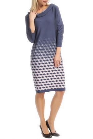 Dress TOK. Цвет: blue