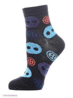 Носки 2 пары Master Socks. Цвет: черный, розовый