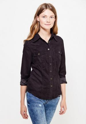 Рубашка Softy. Цвет: черный