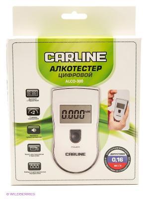 Алкотестер CARLINE®. Цвет: белый