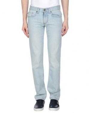 Джинсовые брюки ANALOG. Цвет: синий