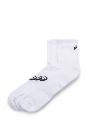 Комплект носков 3 пары ASICS. Цвет: белый