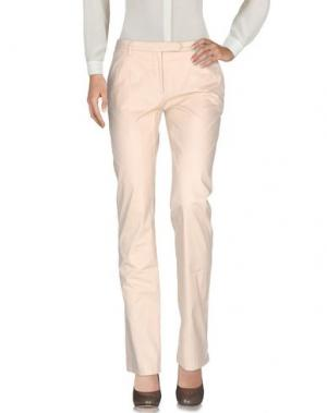 Повседневные брюки ROOM 52. Цвет: бежевый