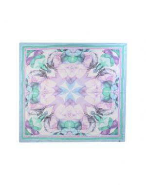 Платок ANGELO MARANI. Цвет: светло-фиолетовый
