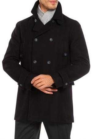 Пальто GUIDE LONDON. Цвет: синий