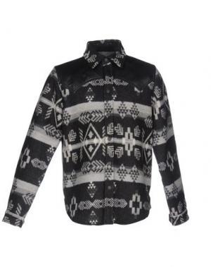 Куртка PENDLETON. Цвет: стальной серый
