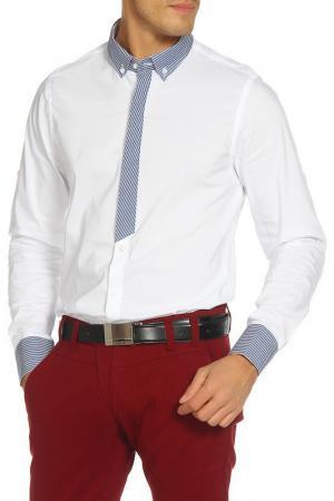 Рубашка Mosko. Цвет: белый